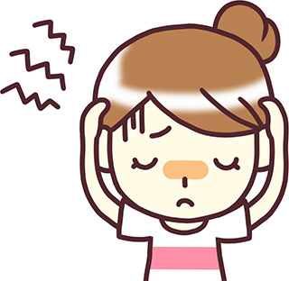 首の痛み・頭痛