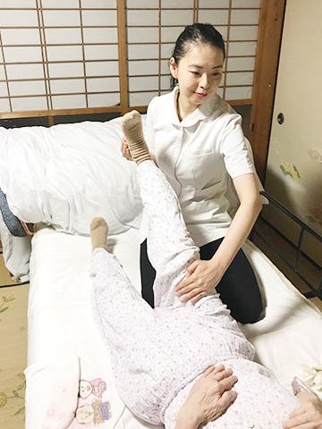 訪問鍼灸リハビリ(往診)